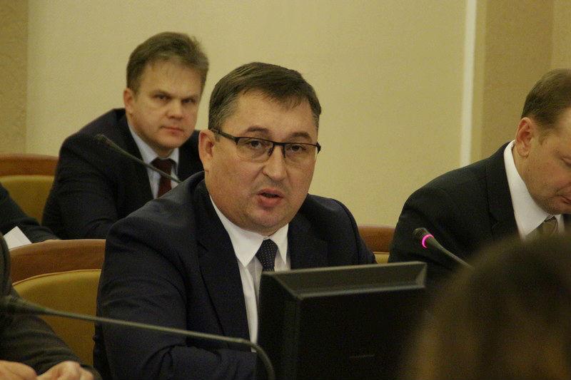 Владимир Варнавский: Мыждали профицитный бюджет Омской области две пятилетки