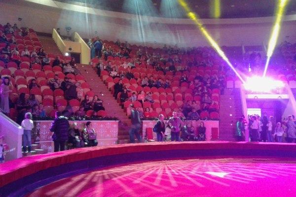 «Цирк дю Солей» никогда не выступит в центре Омска? [ФОТО]