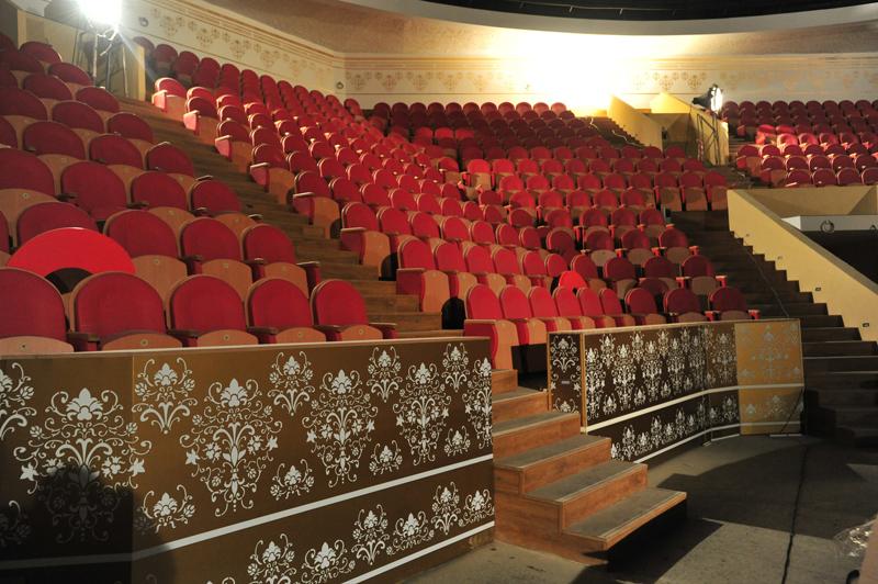 Самый большой киноэкран в Омске сделают в цирке