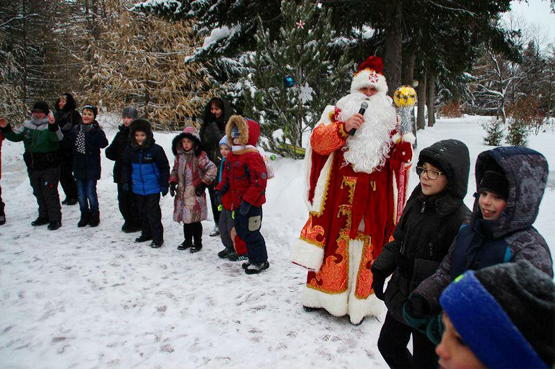Лукашенко поздравил всех омичей с Новым годом
