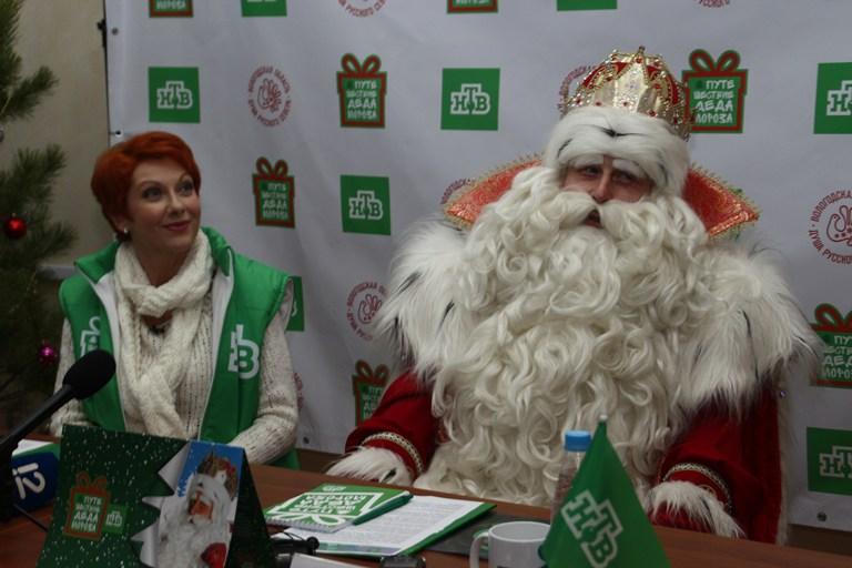 Дед Мороз не знает о запрете Роскомнадзора на личные данные в письмах