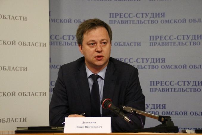 Денежкин получил должности вице-мэра и руководителя депимущества Омска