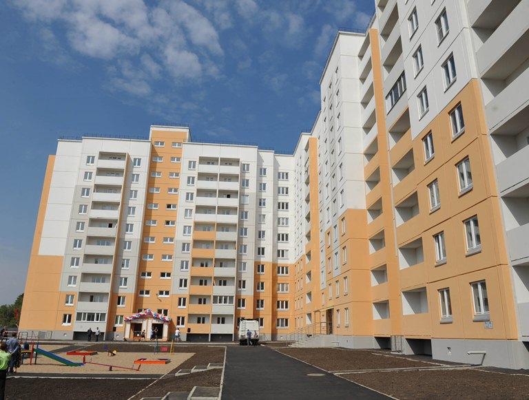 Минстрой назвал дома, которые введут в эксплуатацию до конца года [СПИСОК]
