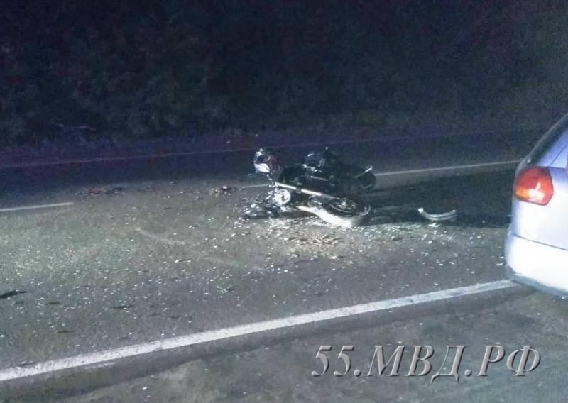Нужна кровь для мотоциклиста, который разбился ночью вОмске