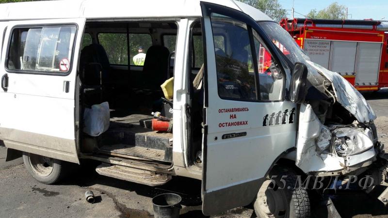 Тара: Троих детей увезли в поликлинику после трагедии натрассе Омск