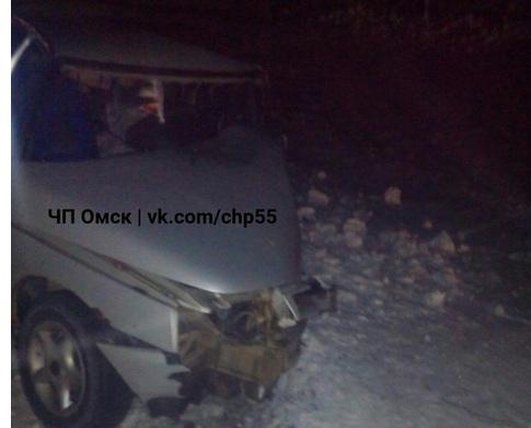 ВОмске вДТП наЧерлакском тракте умер шофёр