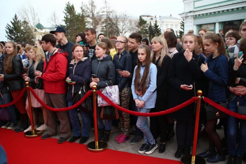 ВОмске стартует кинофестиваль «Движение»