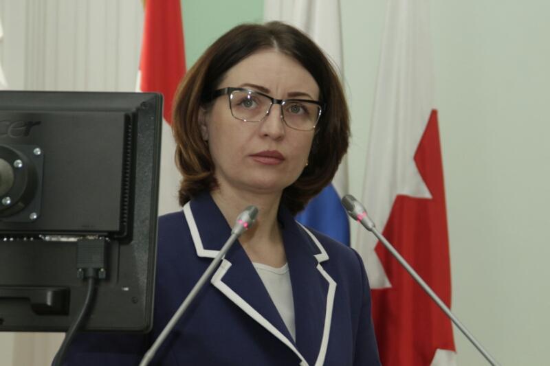 ВОмске состоялась инаугурация главы города  Оксаны Фадиной