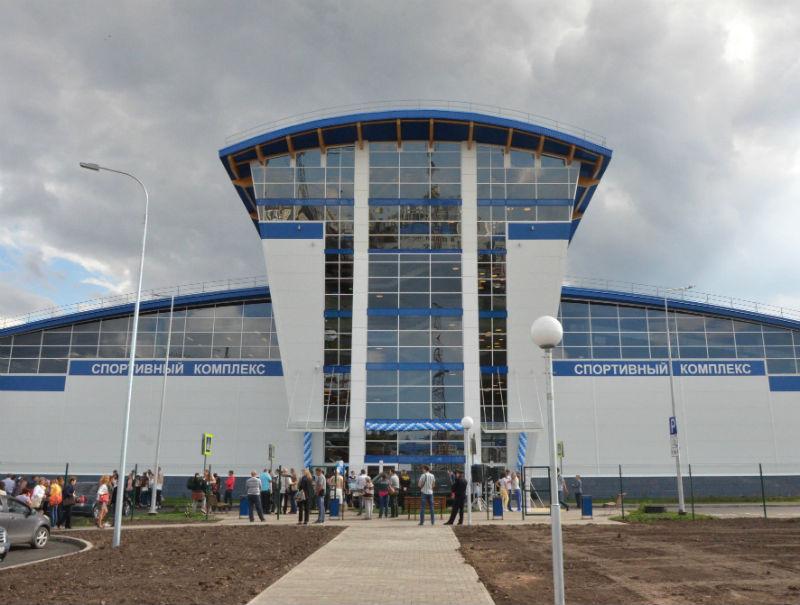 Новый ФОК на Конева запустят уже в субботу
