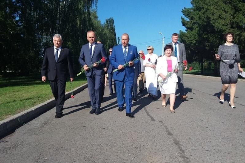 Делегация изстолицы Беларуссии прибыла вОмск наДни Минска