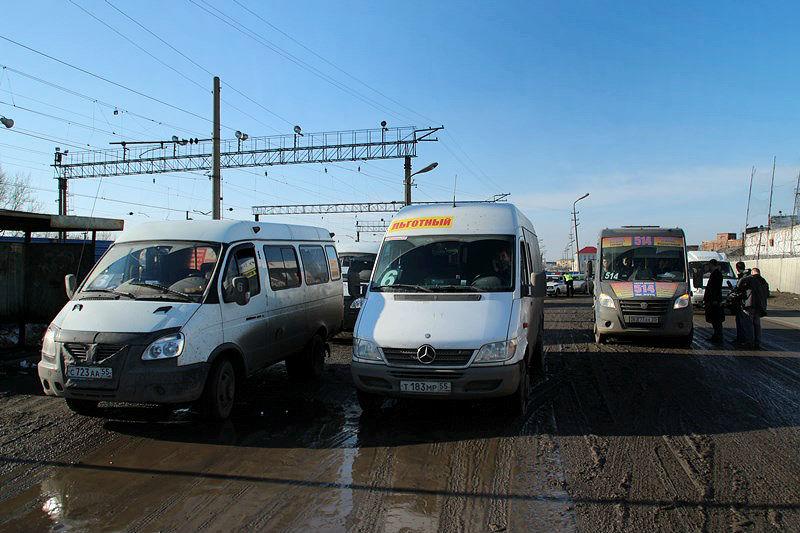 Омск: какие маршруты изменят в 2017 году?