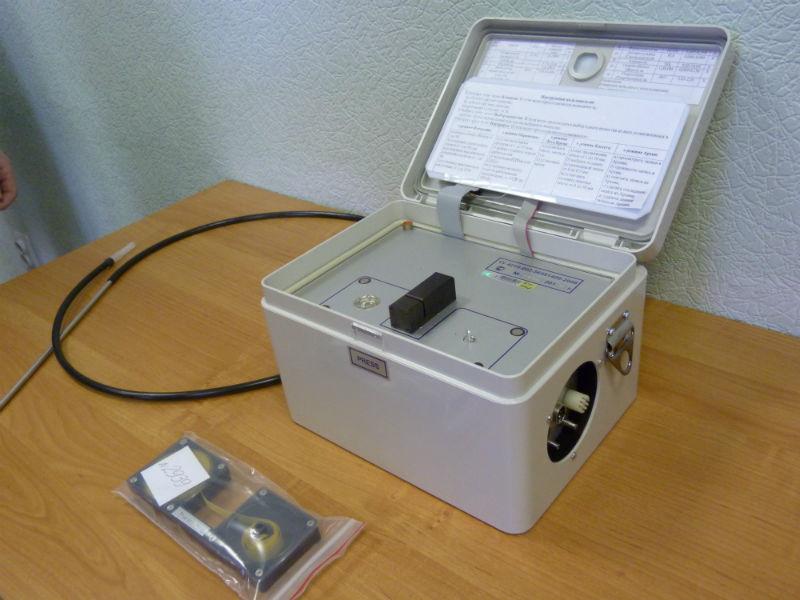 Омские единороссы приобрели газоанализатор, чтобы узнать, кто портит воздух