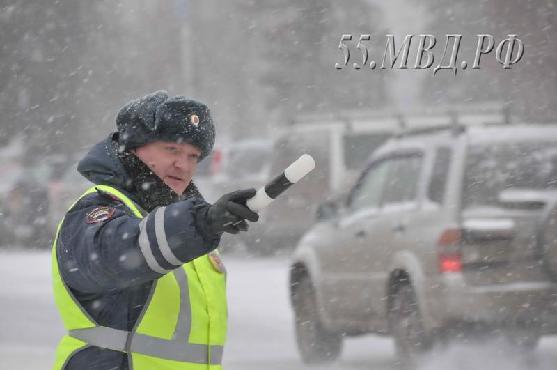 В лобовом столкновении под Омском пострадали 4 человека