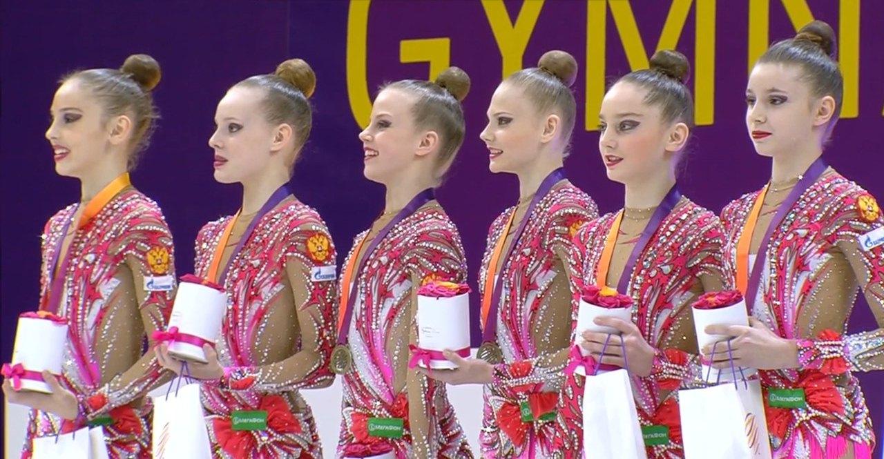 Молодая омская гимнастка стала чемпионкой Европы