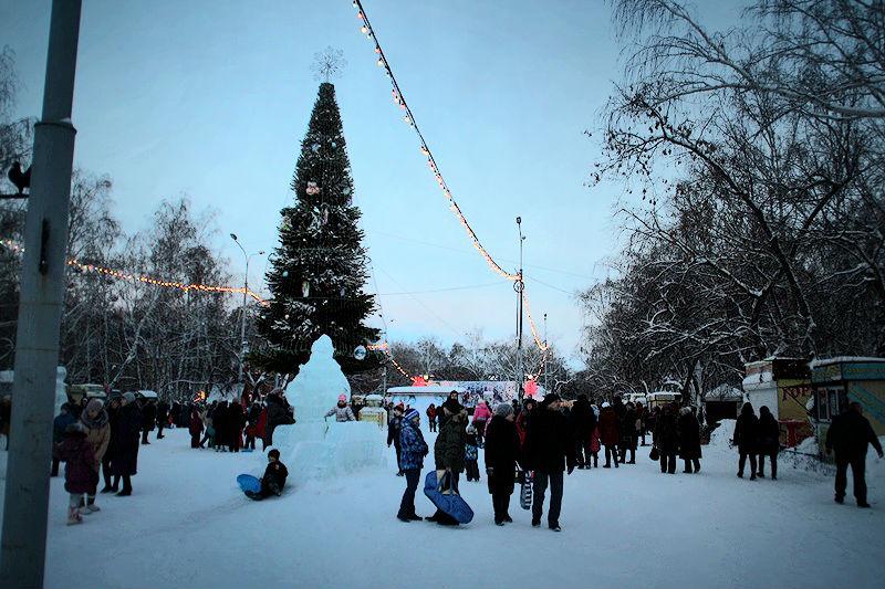 Омичей ждут яркие новогодние каникулы [ПРОГРАММА]