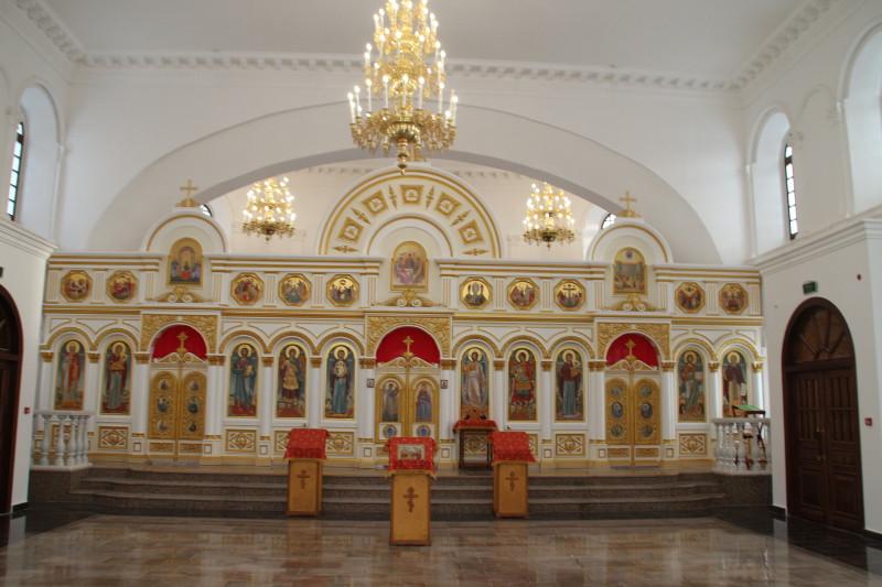 Полежаев заявил, что Воскресенский собор сделали таким же, как он был [ФОТО]