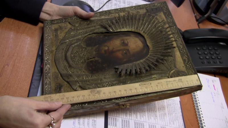 Омичке вернули украденную икону 19 века