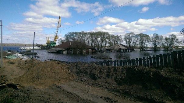 Омской области на ликвидацию паводка нужно почти 666 миллионов