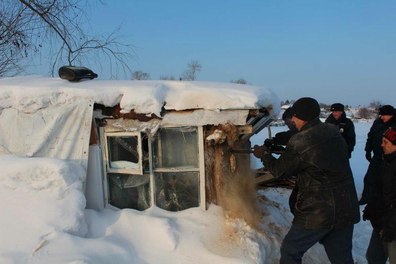 Омские школьники соорудили «кабак» ипрогуливали внем уроки