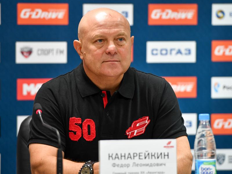 Канарейкина дисквалифицировали на 1 матч за оскорбление судей