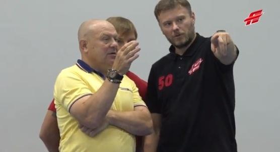Канарейкин дал первое интервью вкачестве основного тренера «Авангарда»