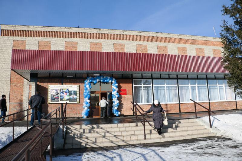 Министр культуры открыл 16-й 3D-кинотеатр вОмской области