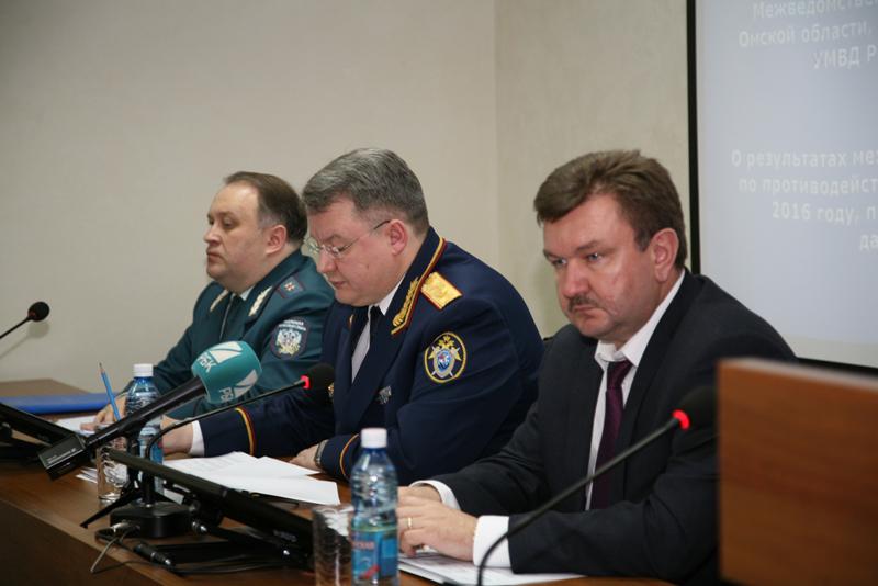 Правоохранительные органы Омской области поведали оналоговых правонарушениях вследующем году
