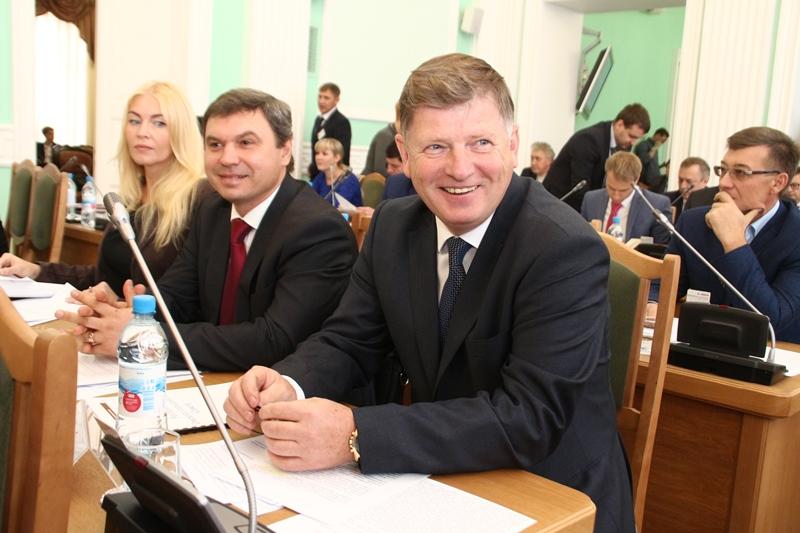 Путин отправил вотставку руководителя омского МЧС Корбута