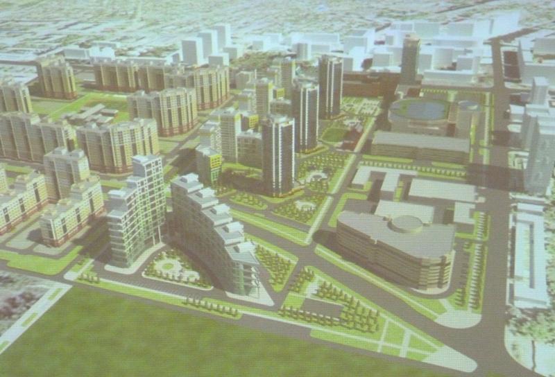 Омские строители требуют новую дорогу вдоль Иртыша [ФОТО]