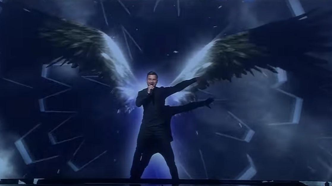 Сергей Лазарев занял на «Евровидении» третье место