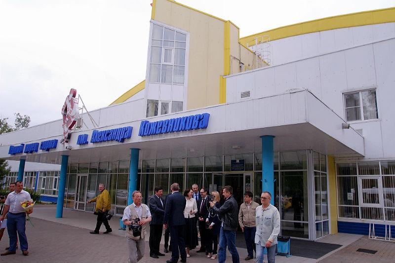 Руководство Омской области впервый раз прокомментировало ситуацию с«Ареной Омск»