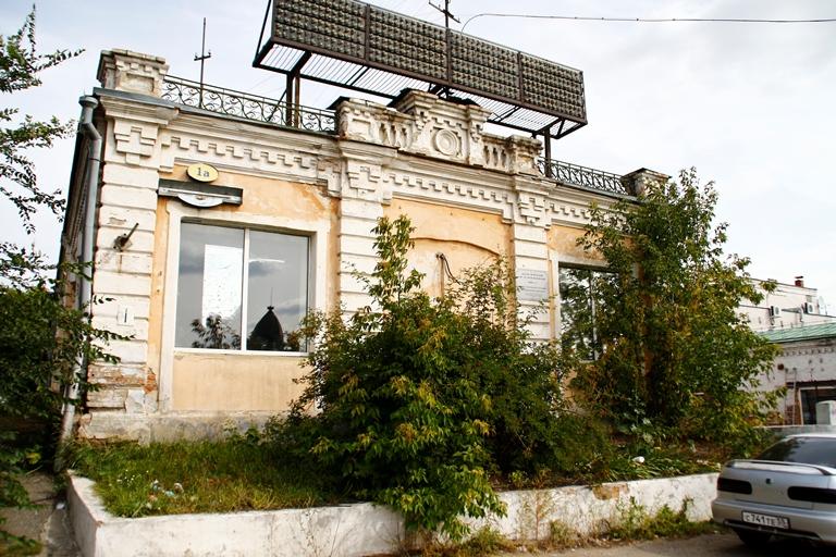 Дом купчихи Шаниной в центре Омска хотят сдавать в аренду