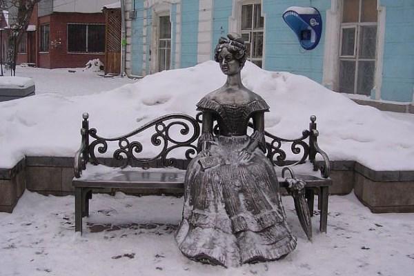 Известнейшие скульптуры вОмске неожиданно стали частной собственностью