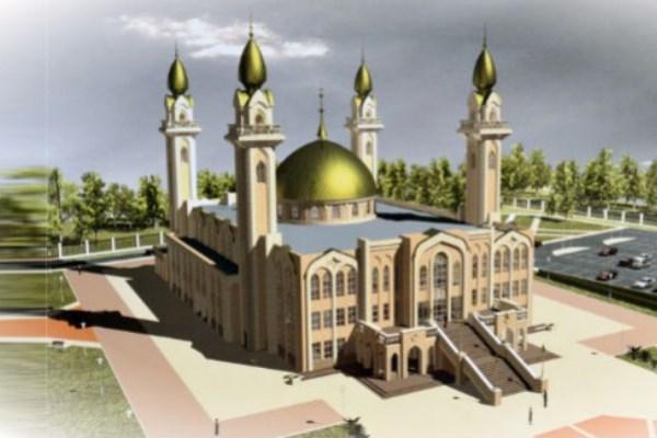 ВОмске наКурбан-байрам перекроют движение около мечети