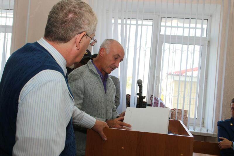 На Меренкова завели еще одно уголовное дело