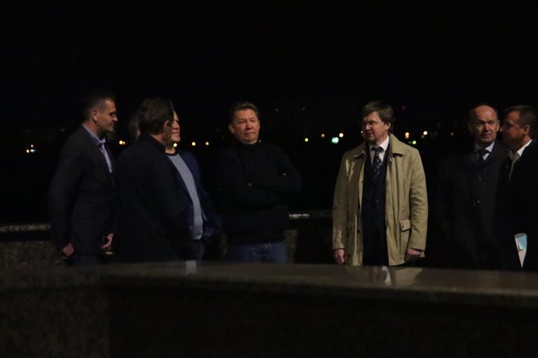ВОмск прибыл руководитель «Газпрома»