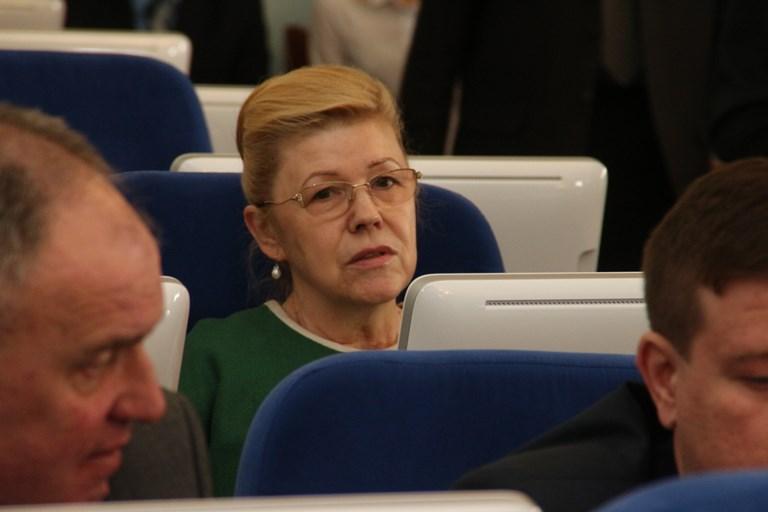 Мизулина не понимает женщин-депутатов, которые торопятся домой
