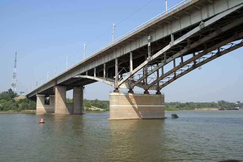 Мост уомского телецентра изношен итребует ремонта