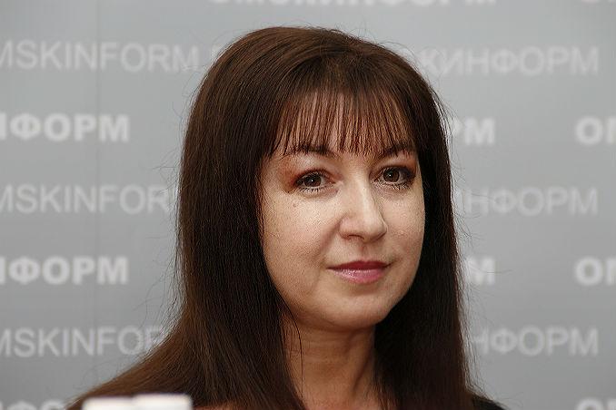 Полежаева обвинила омские власти в рейдерстве