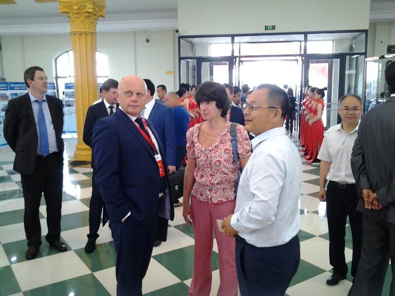 ВКитайской народной республике открылся омский торговый дом