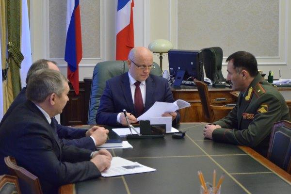 Главой омского танкового института стал генерал-майор, работавший вСирии