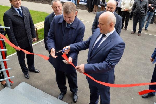 В «Рябиновке» за4 дня довыборов открыли больницу #Омск #Общество #Сегодня