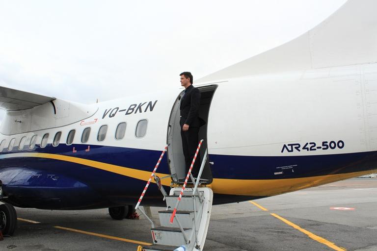 Вслед за «ИрАэро» Омск может покинуть «НордСтар»