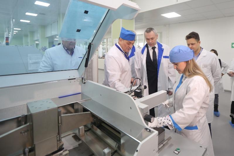 Приоритеты развития Новосибирской области отражены впослании Президента России