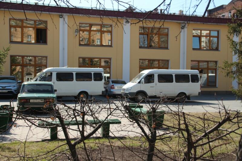 Вофисе омской компании «Акция» прошли обыски