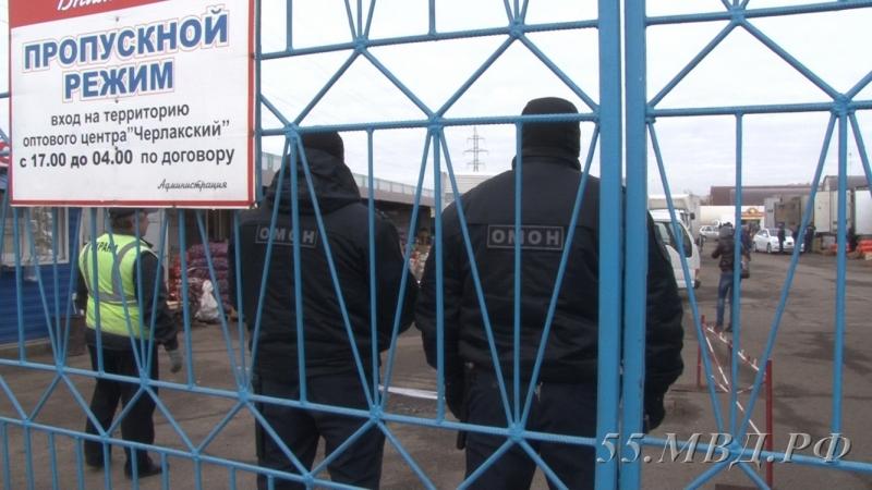 ВОмске торговцев сЧерлакской оптовки высылают из РФ
