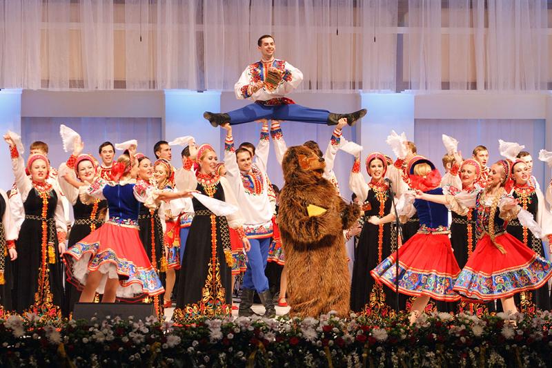 Омский хор представит «Дружбу народов» на глобальной Универсиаде