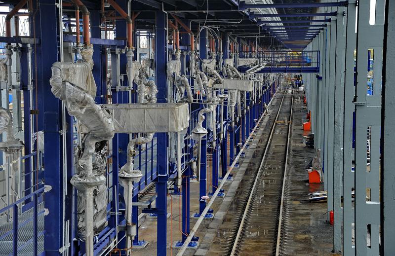 Омский НПЗ начал выпускать новое экологическое судовое горючее