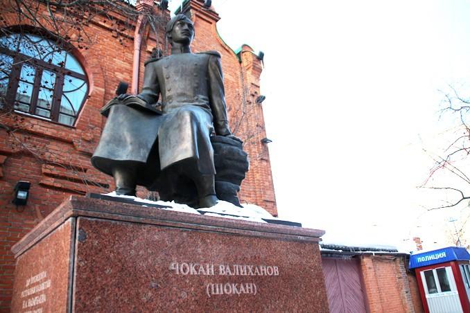 Консульство Казахстана вОмске «захватили террористы» впроцессе учений