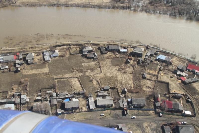 На восстановление Омской области после паводка нужно 500 миллионов